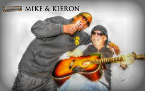 Mike & Kieron - Little Red Roster